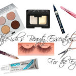 Beauty Essentials: For the eyes