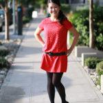 lookbook: Little Red Dress