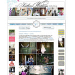 Featured on Southern Weddings Blog!