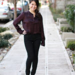 Lookbook: Shiny Disco Shoes