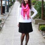 Lookbook: Pink Pashmina