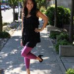 Lookbook: Purple Tights