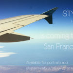 Next stop, San Francisco!