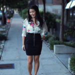 Lookbook: Flowers and Zippers