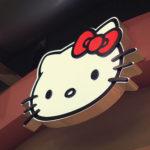 Hello Kitty – Taipei Airport