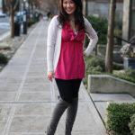 Lookbook: Gray Boots