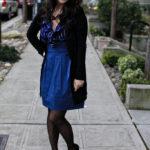 Lookbook: True Blue