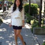 Lookbook: White Lace