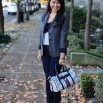 Lookbook: Pinstripe