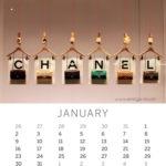 Free 2011 Calendar download!