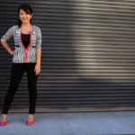 Lookbook: Stripe Dreams