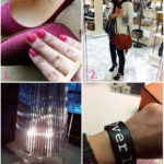 Week in iPhone pics: Chloe bag and sparkly nails!