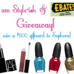 Win a $100 gift card to Sephora!