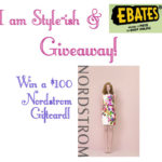 $100 Nordstrom giftcard giveaway!