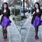 Lookbook: Pop of Pink