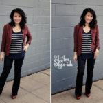 Lookbook: Plaids and Stripes