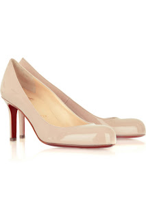 847d69467 Christian Louboutin Simple 70 leather pumps. I ve had a few readers tell me  that they had luck finding the Simple 100 pumps (the ones I m wearing) by  ...