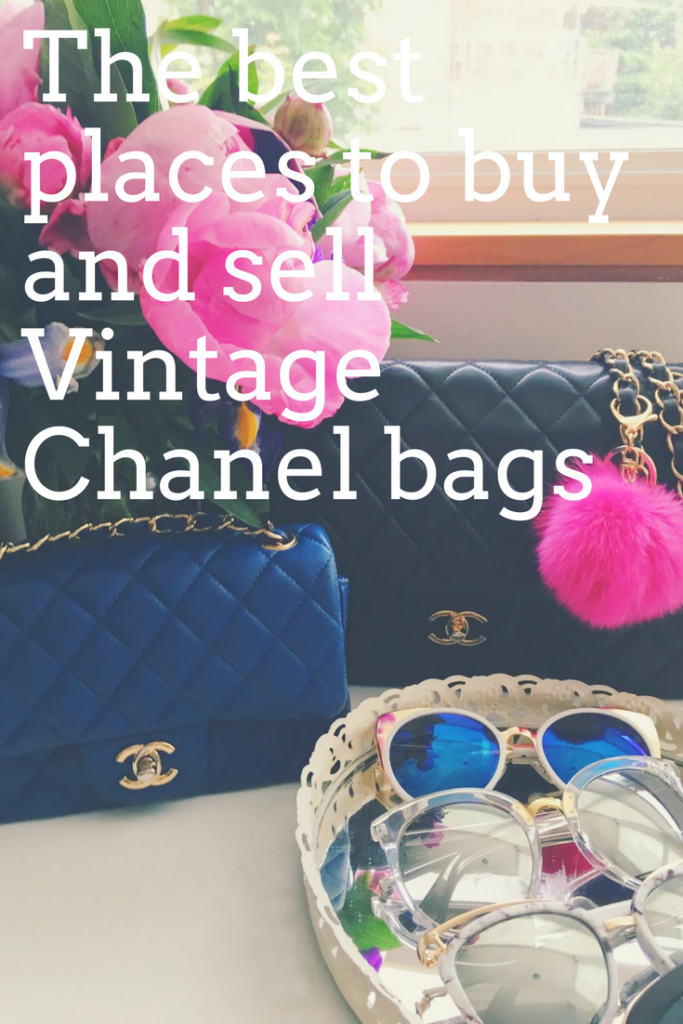 329263168 Vintage Chanel Bags  The best places to buy and sell authentic Chanel items