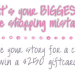 Be a Savvy Online Shopper – win $250!