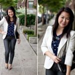 Lookbook: Polka Dots and Chanel