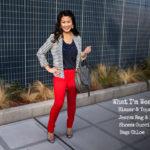 Lookbook: Stripes and Chloe Marcie