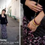 Lookbook: Winter Maxi Skirt