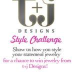 t+j Designs Style Challenge!