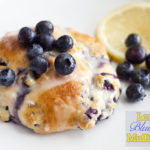 Lemon Blueberry Muffin Tops