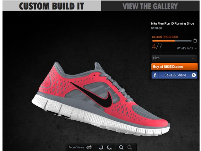 free shipping a98b5 05d3e Nike Free Run iD