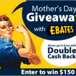 Double Cash Back + Win $150!