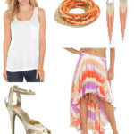 Summer outfits with Guess