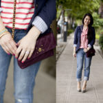 Lookbook: Striped Casual
