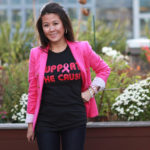 Lookbook: Bloggers for Breast Cancer
