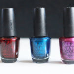 OPI Nail Polish – Germany collection review
