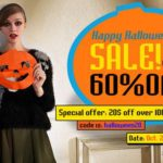 Romwe Halloween Sale
