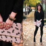 Lookbook: Leather Mini