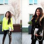 Lookbook: Neon and Fur