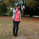 Lookbook: Striped Blazer