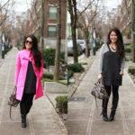 Lookbook: Sweater Dress