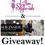 SheInside $100 Giveaway!