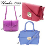 Colorful Cross Body Bags