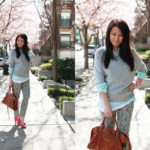 Lookbook: Mint + Floral