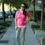 Lookbook: Floral Pants