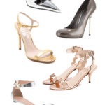 Shop the Trend: Metallics