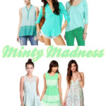 Shop the trend: Minty Madness