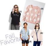 Shopping Picks for Fall