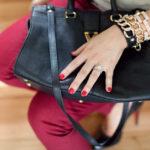 Crimson Nails