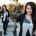 Lookbook: Lace and Layers