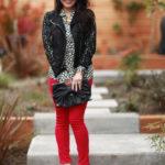 Lookbook: Lace Moto