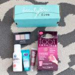 BeautyBox 5 – December box review